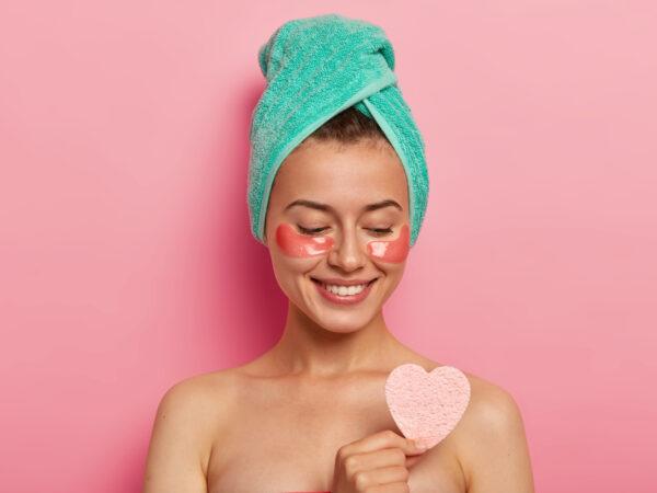 Esponjinha para base você encontra na Love Store Makeup